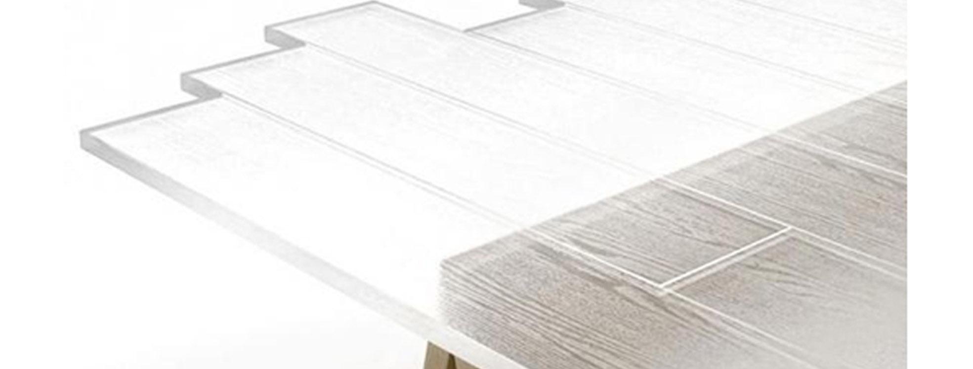La madera transparente