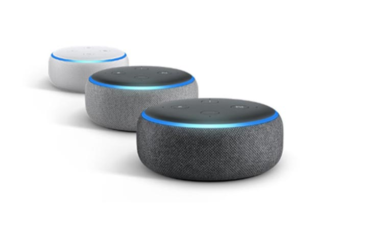 Alexa te espera en tu nueva casa